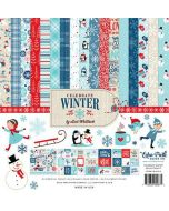 Echo Park Winter Collection Kit - Celebrate Winter