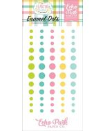 Easter Wishes Enamel Dots