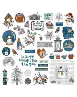 For The Love Of Winter Element Stickers - Michelle Coleman - PhotoPlay
