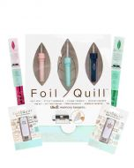 Foil Quill Bundle: All-in-One Kit, Extra USB Drives, Foil - We R Memory Keepers