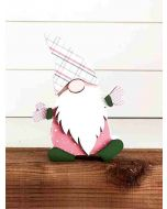 Wooden Gnome Unfinished Wood Craft - Foundations Decor*