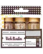Vicki Boutin all the good things gold Glitter