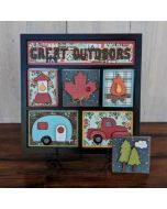 Great Outdoors ShadowBox 1