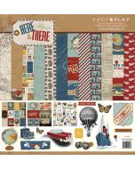 PhotoPlay Here & There Cardstock