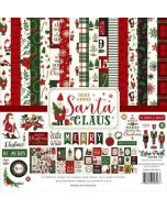 Here Comes Santa Claus Collection Kit - Echo Park