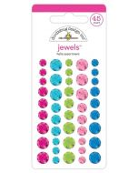 Doodlebug Hello Jewels Adhesive Gems