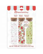 Sweet Tooth Fairy Edible Christmas Sprinkles - Holly Jolly