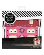 Heidi Swapp - Marquee Love Collection - City Sidewalks - Christmas - DIY Marquee Kit - House