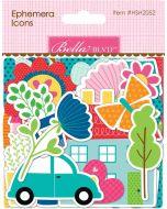 Home Sweet Home Ephemera Icons