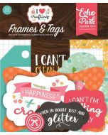 I Heart Crafting Frames & Tags