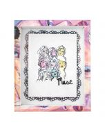 Jane Davenport Girl Group Stamp Spellbinders