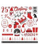 Kringle & Co. Stickers - Traci Smith - PhotoPlay