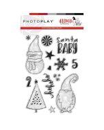 Ho Ho Ho Stamp - Kringle & Co. - Traci Smith - PhotoPlay