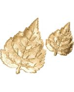 Sizzix 3D leaf embossing folder