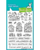 Spooky Village Clear Stamps - Lawn Fawn