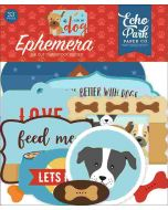 I Love My Dog Ephemera - Echo Park