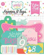 Let's Party Frames & Tags