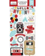"Magical Adventure 2 6"" x 13"" Chipboard Accents - Echo Park"