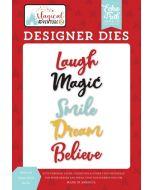 Believe in Magic Word Dies - Magical Adventure 2 - Echo Park
