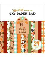 "My Favorite Fall 6"" x 6"" Paper Pad - Echo Park"