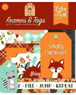My Favorite Fall Frames & Tags - Echo Park