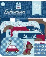 My Favorite Winter Ephemera - Echo Park