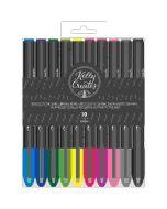 Kelly Creates Small Muliti Color Brush Pens