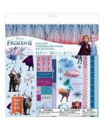 Frozen II Page Kit - Disney - EK