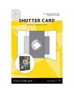 Shutter Card w/ Circle Die - Maker's Series - PhotoPlay