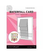 Waterfall Card - Maker's Series - PhotoPlay