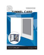 Tunnel Cards w/ Rectangle Die - Maker's Series - PhotoPlay