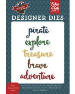 Pirate phrase dies