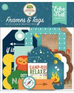 Summer Adventure Frames & Tags - Lori Whitlock - Echo Park
