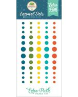 Summer Adventure Enamel Dots - Lori Whitlock - Echo Park