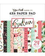 """Salon 6"""" x 6"""" Paper Pad - Echo Park"""