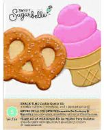 Sweet Sugarbelle Snack time cookie cutters