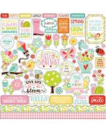 Spring Fling Element Stickers