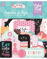 It's Your Birthday Girl Frames & Tags - Echo Park