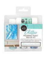 Color Pour Tidal Wave Glitter Mix ins
