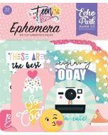 Teen Spirit Girl Ephemera - Echo Park