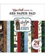 "Warm & Cozy 6"" x 6"" Paper Pad - Echo Park"