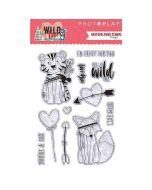 PhotoPlay Stamp Set - Wild Love