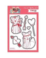 PhotoPlay Etched Dies - Wild Love
