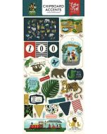 """6"""" x 13"""" Chipboard Accent Stickers"""