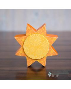 Summer Sun Picture Holder - Foundations Decor