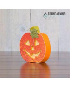 """October """"O"""" Jack-O-Lantern"""