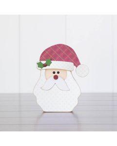 Santa Face - Home - Foundations Decor