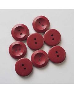 Red Buttons, Large Set - Foundations Decor