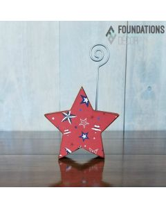 Star Picture Holder - Foundations Decor