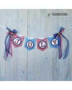 July Banner - Foundations Décor